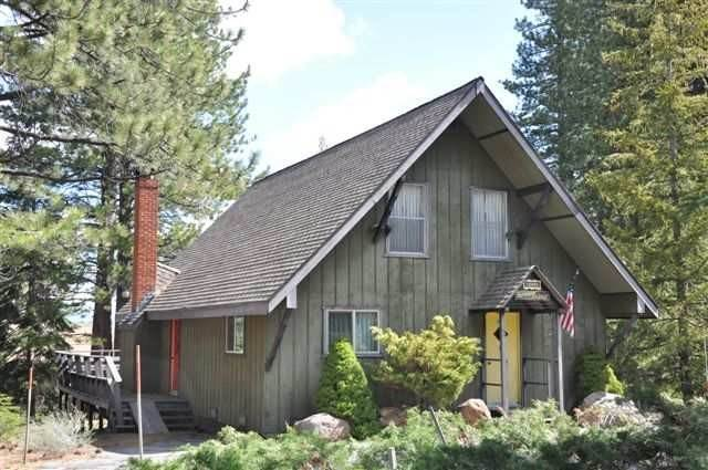 Single Family Homes at 10994 Jeffery Pine Road Truckee, California 96161 United States
