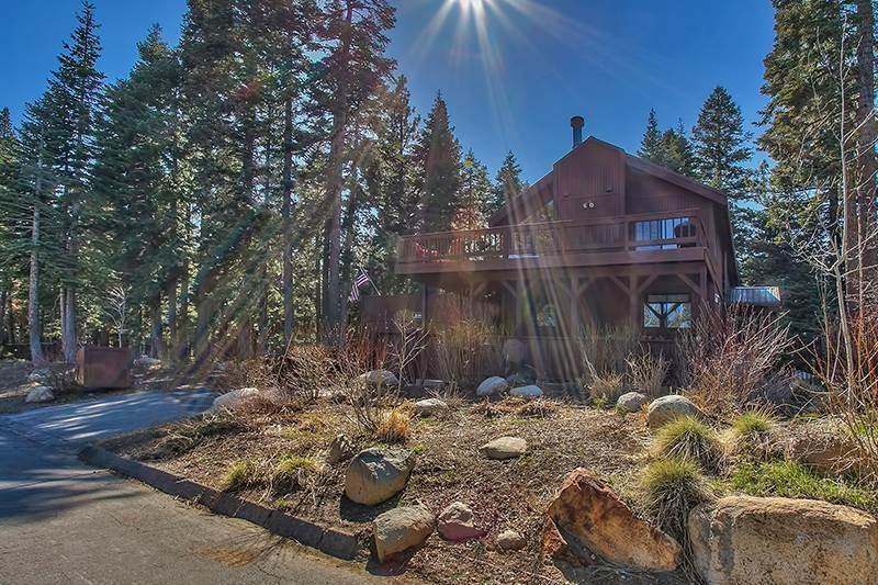 Single Family Homes at 375 Montclair Drive Tahoe City, California 96145 United States