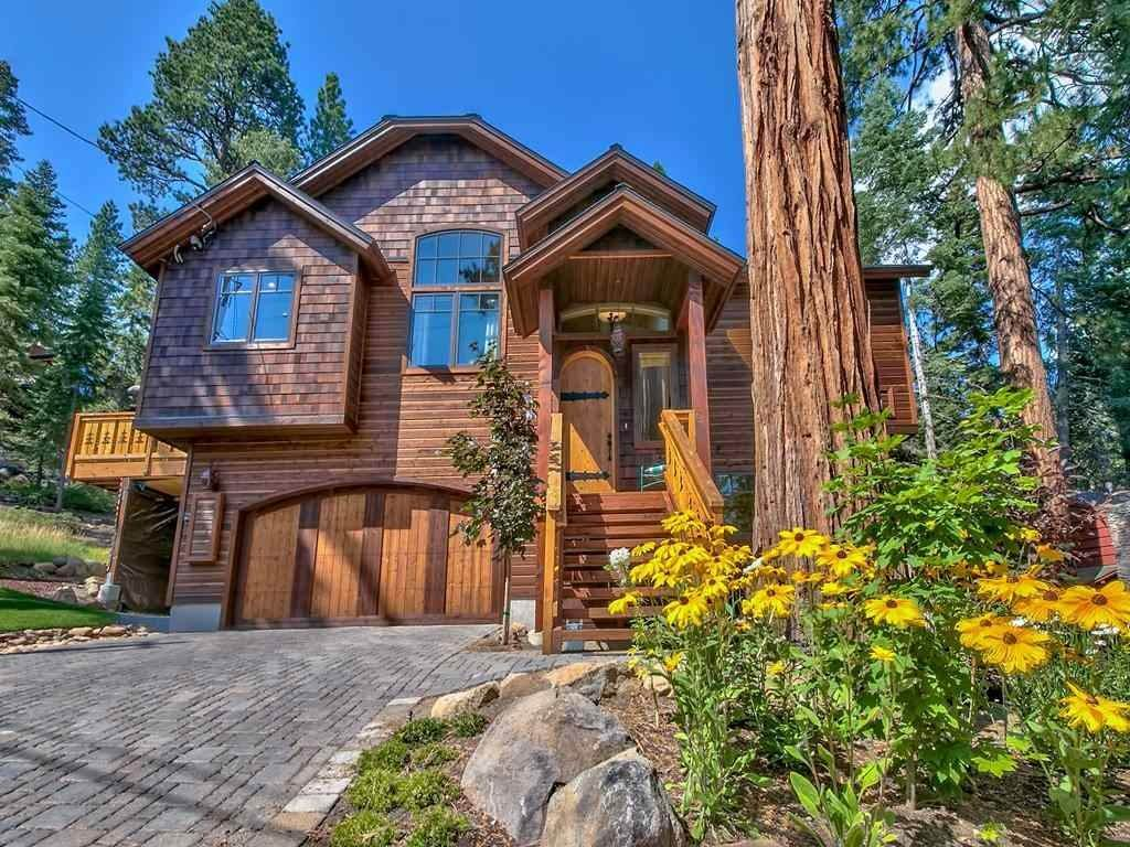 Single Family Homes at 6463 Wildrose Drive Tahoe Vista, California 96148 United States