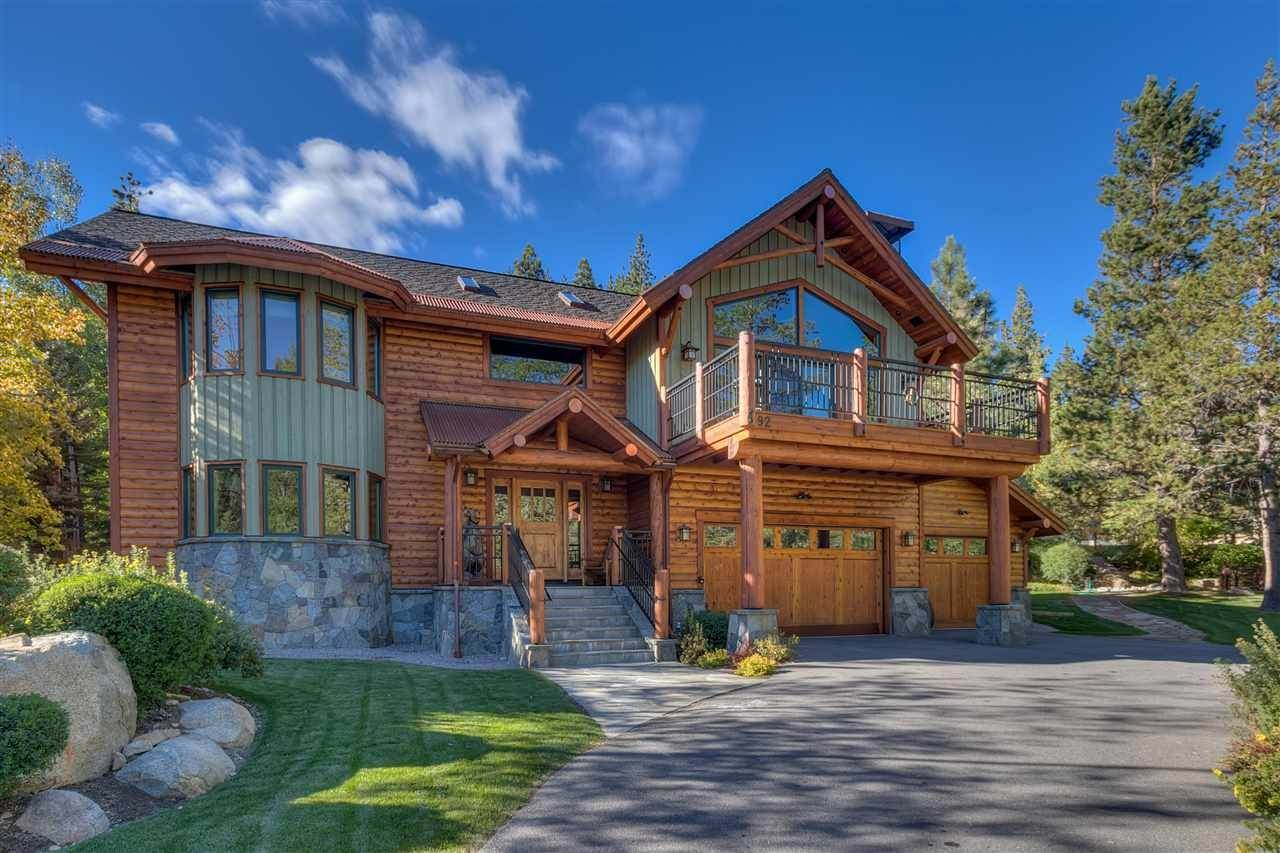 Single Family Homes at 92 Winding Creek Road Olympic Valley, California 96146 United States