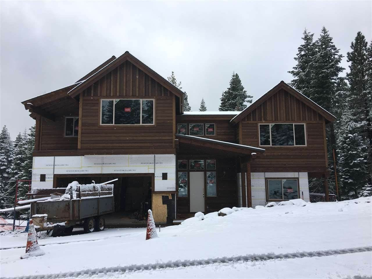 Single Family Homes at 209 Talmont Circle Tahoe City, California 96145 United States