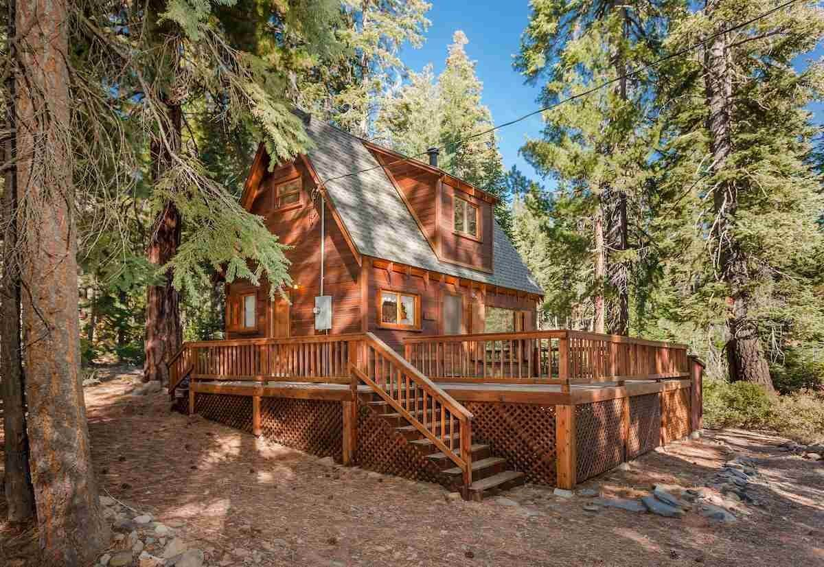 Single Family Homes at 300 Tunnington Drive Tahoe City, California 96145 United States
