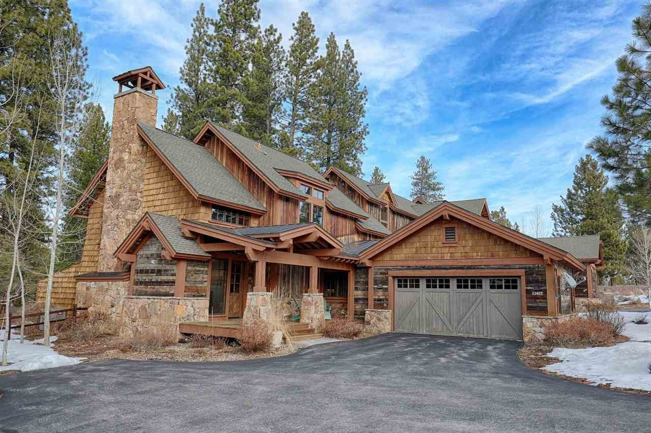 Condo / Townhouse at 12452 Villa Court Truckee, California 96161 United States
