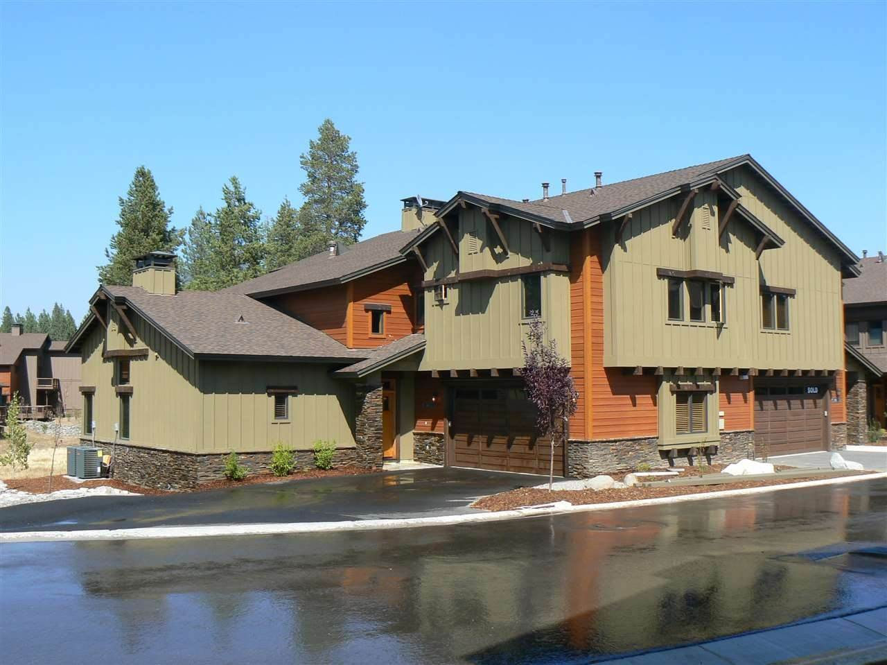 Condo / Townhouse at 11837 Hope Court Truckee, California 96161 United States