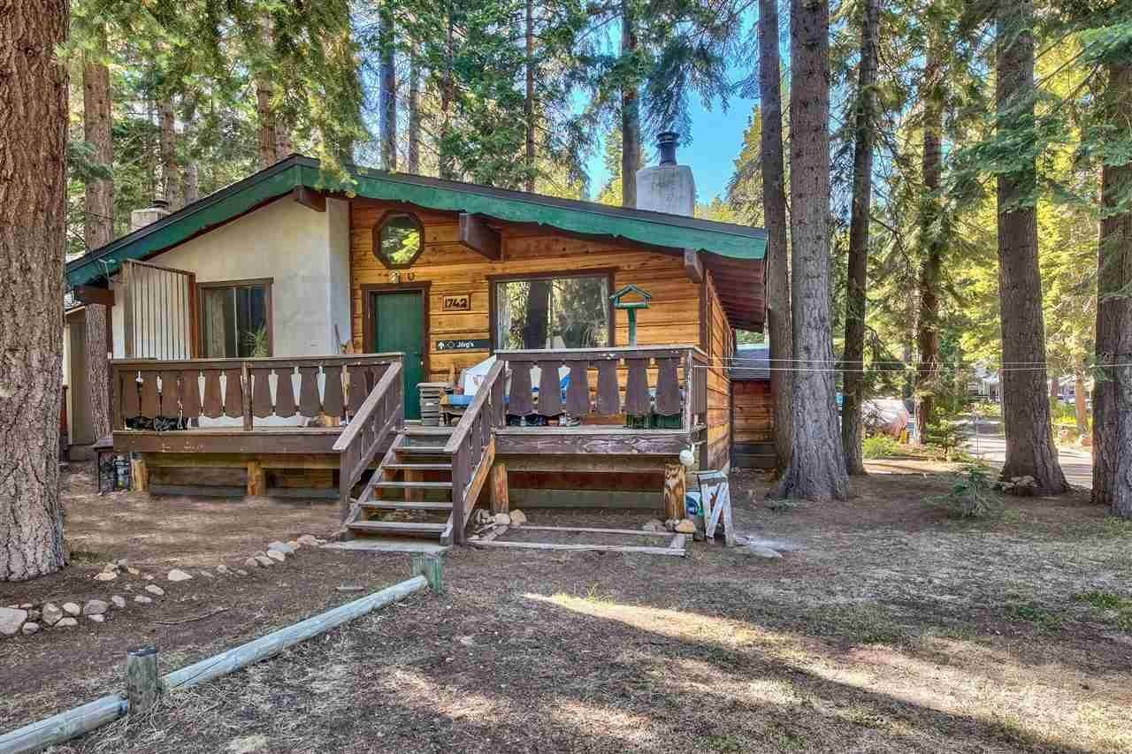 Single Family Homes at 1742 Cedar Crest Avenue Tahoe City, California 96145 United States