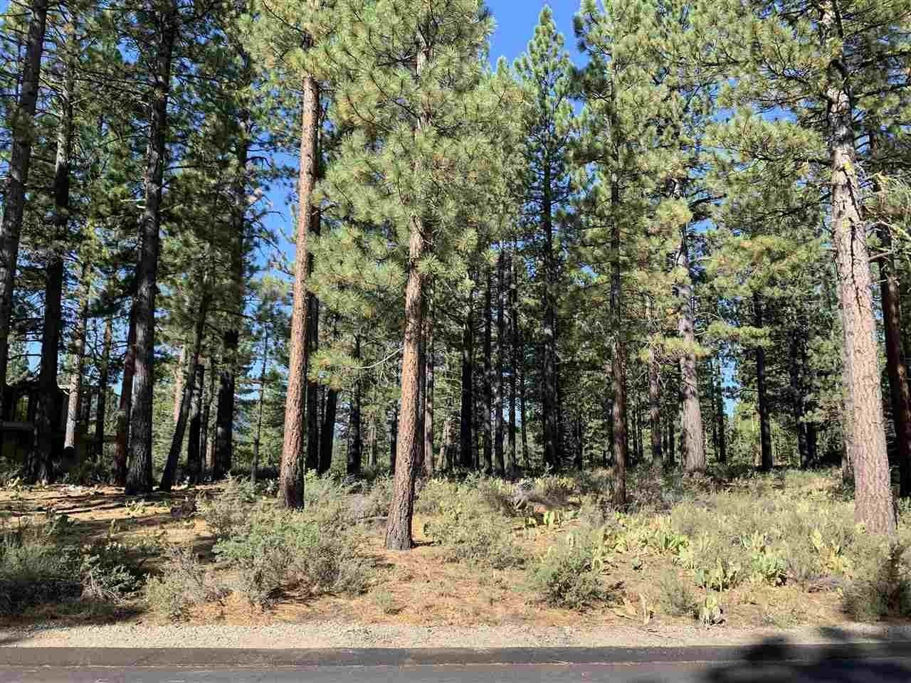 Land for Active at 7740 Lahontan Drive Truckee, California 96161 United States