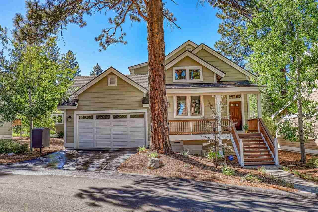 Single Family Homes at 10038 Winter Creek Loop Truckee, California 96161 United States
