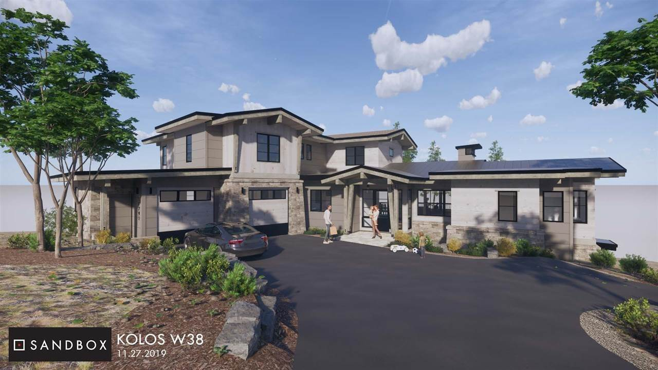 Single Family Homes for Active at Truckee, California United States