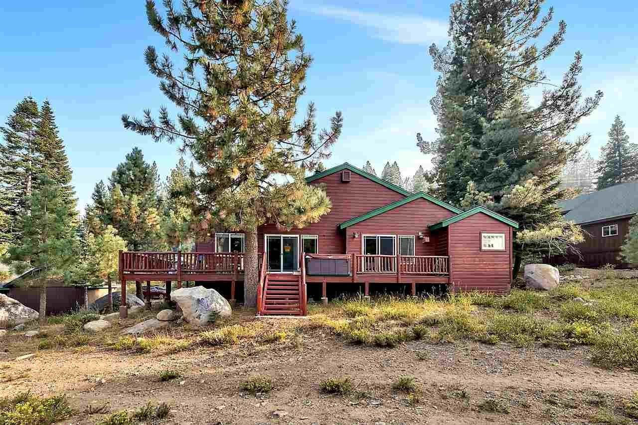 Single Family Homes at 10889 Skislope Way Truckee, California 96161 United States