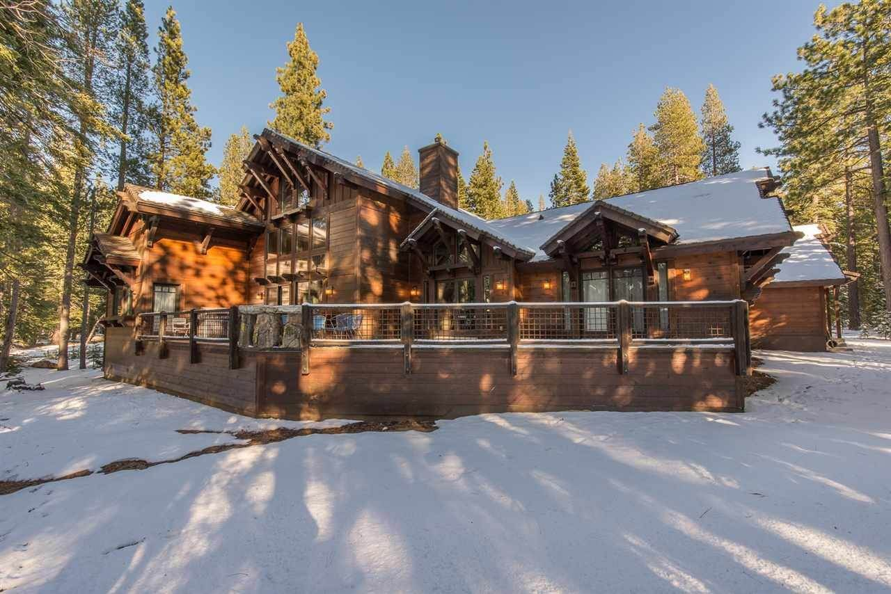 Single Family Homes for Active at 12115 Oslo Drive Truckee, California 96161 United States