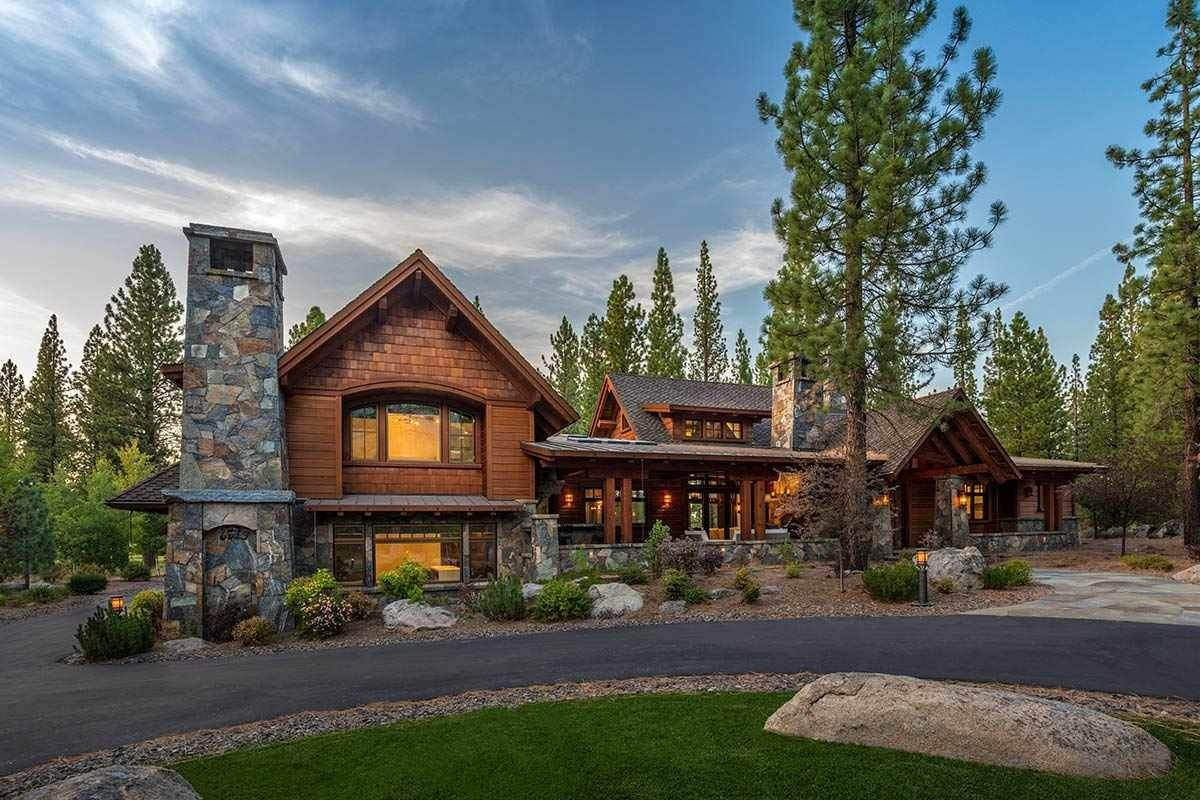 Single Family Homes for Active at 8619 Benvenuto Court Truckee, California 96161 United States