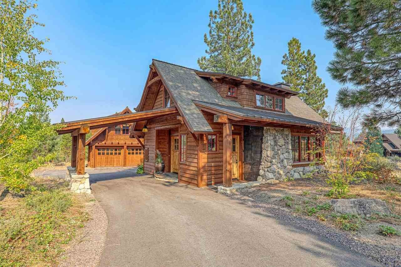 Single Family Homes for Active at 10261 Dick Barter Truckee, California 96161 United States