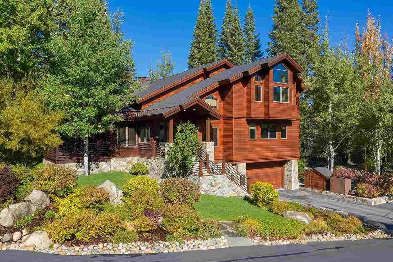 Single Family Homes for Active at 250 Sierra Crest Trail Olympic Valley, California 96146 United States