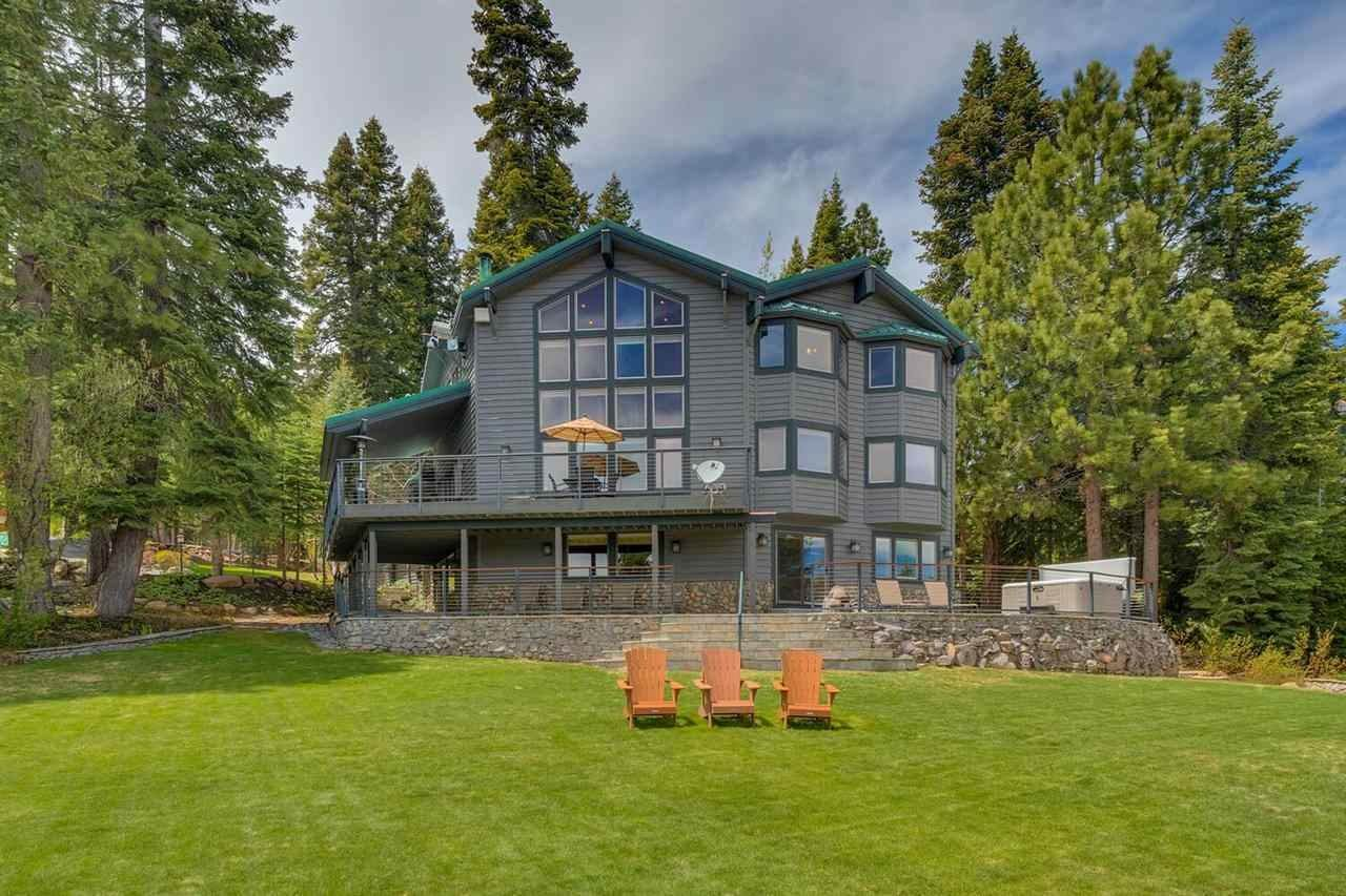 Single Family Homes por un Venta en 1428 Cheshire Court Tahoe Vista, California 96148 Estados Unidos