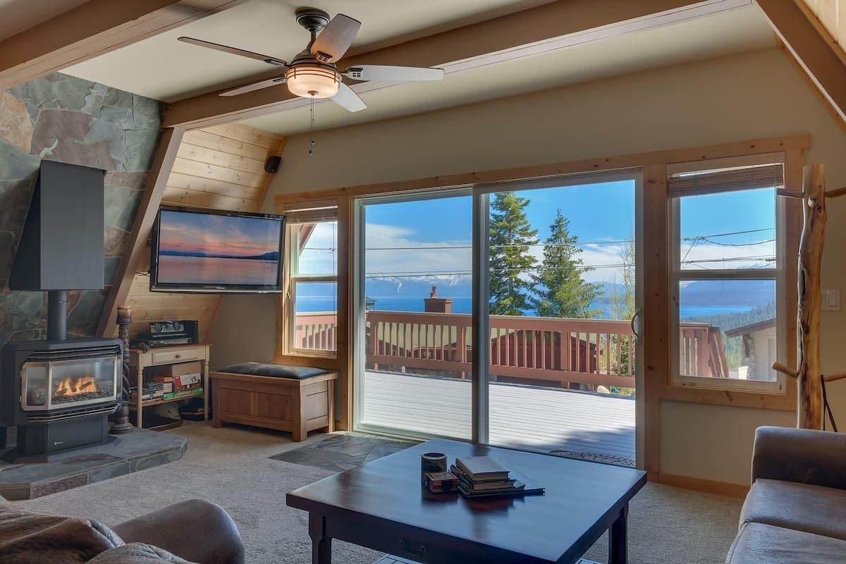 Single Family Homes for Active at 1860 Tahoe Park Heights Drive Tahoe City, California 96145 United States