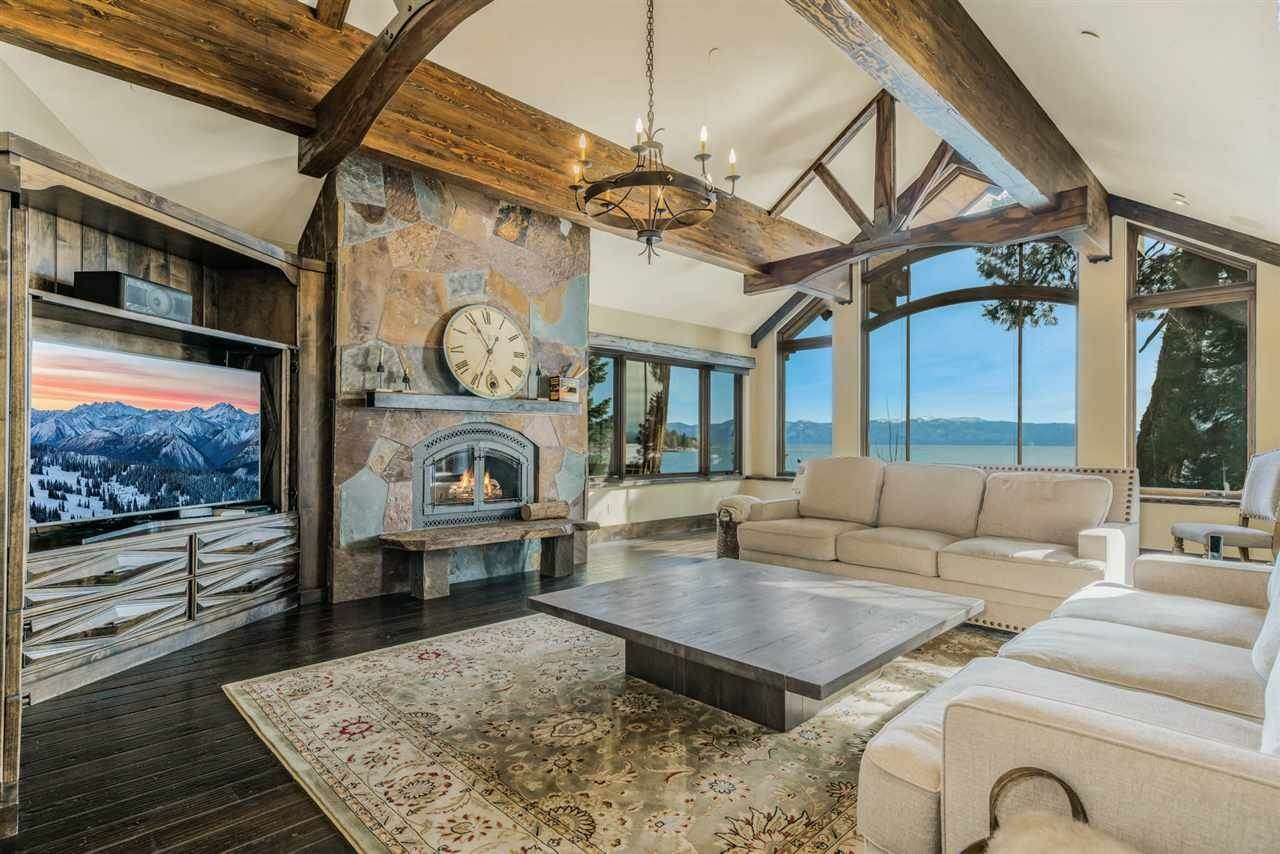 6. Single Family Homes for Active at 1530 North Lake Boulevard Tahoe City, California 96145 United States
