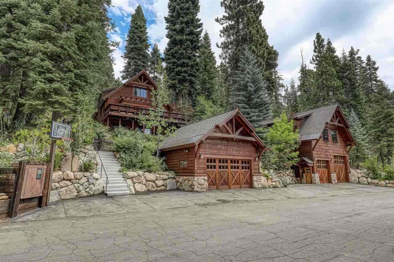 Single Family Homes por un Venta en 1296 Jester Court Tahoe Vista, California 96148 Estados Unidos