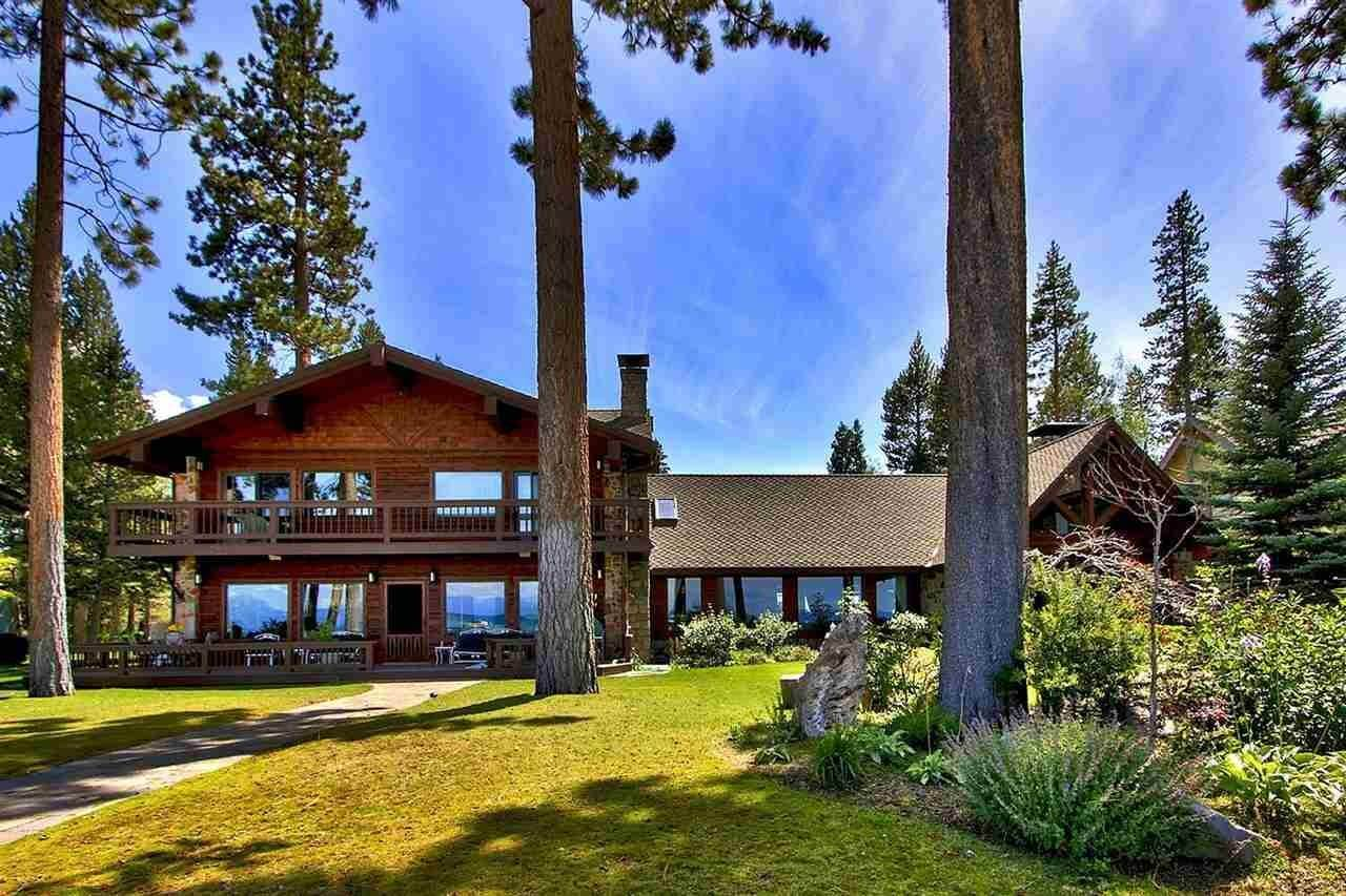 Single Family Homes for Active at 3107 Jameson Beach South Lake Tahoe, California 96150 United States
