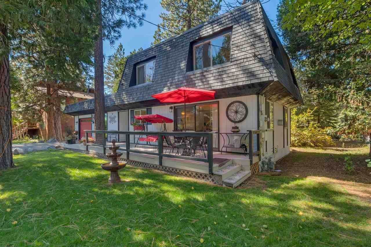 Single Family Homes for Active at 185 Observation Drive Tahoe City, California 96145 United States