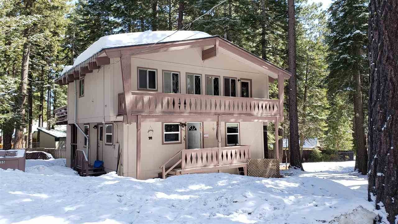 Single Family Homes for Active at 955 Holly Road Tahoe City, California 96145 United States