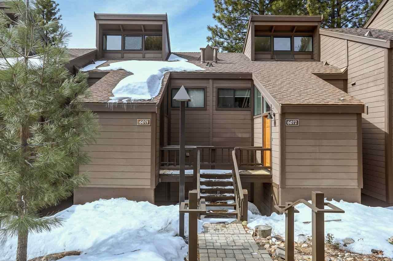 Condominiums for Active at 6071 Rocky Point Circle Truckee, California 96161 United States