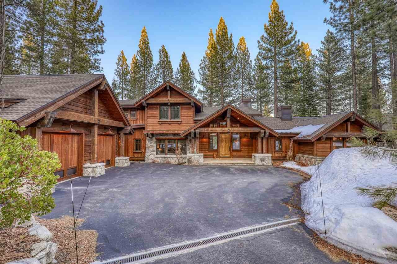 Single Family Homes for Active at 12237 Pete Alvertson Drive Truckee, California 96161 United States