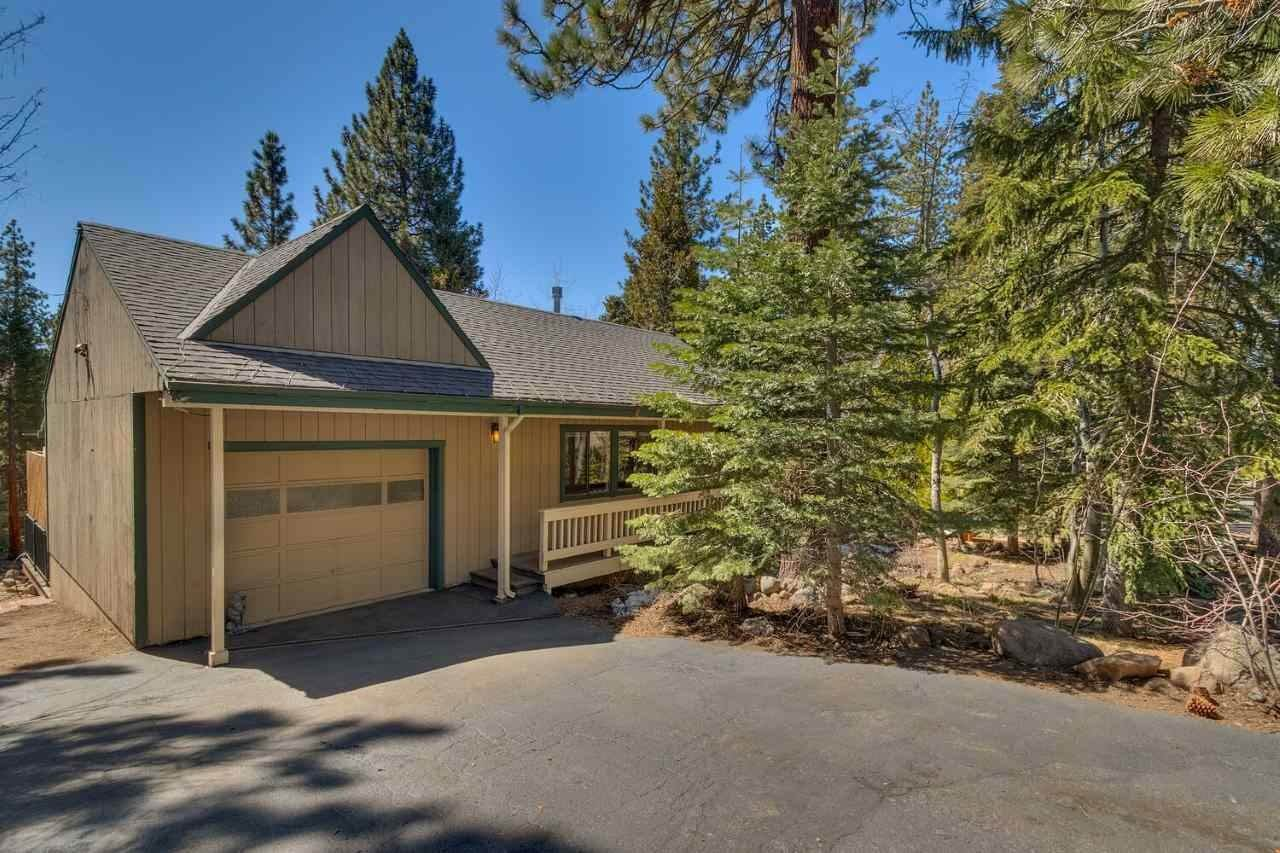 Single Family Homes for Active at 3070 Panorama Drive Tahoe City, California 96145 United States