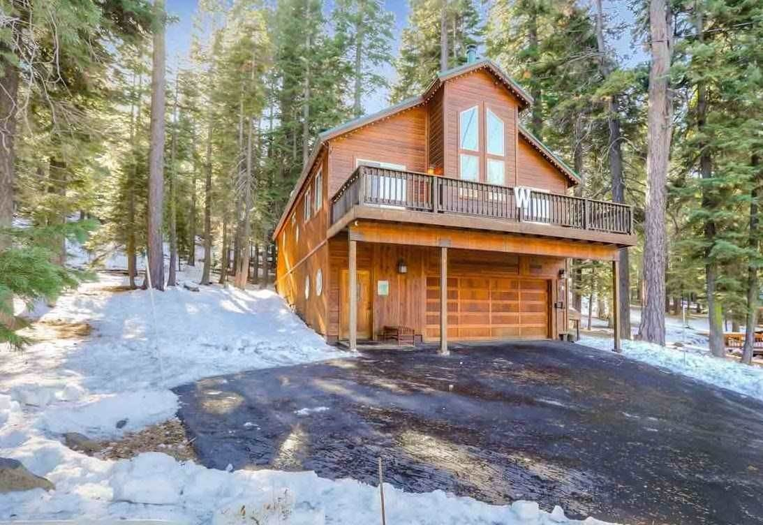 Single Family Homes for Active at 12701 Saint Bernard Drive Truckee, California 96161 United States