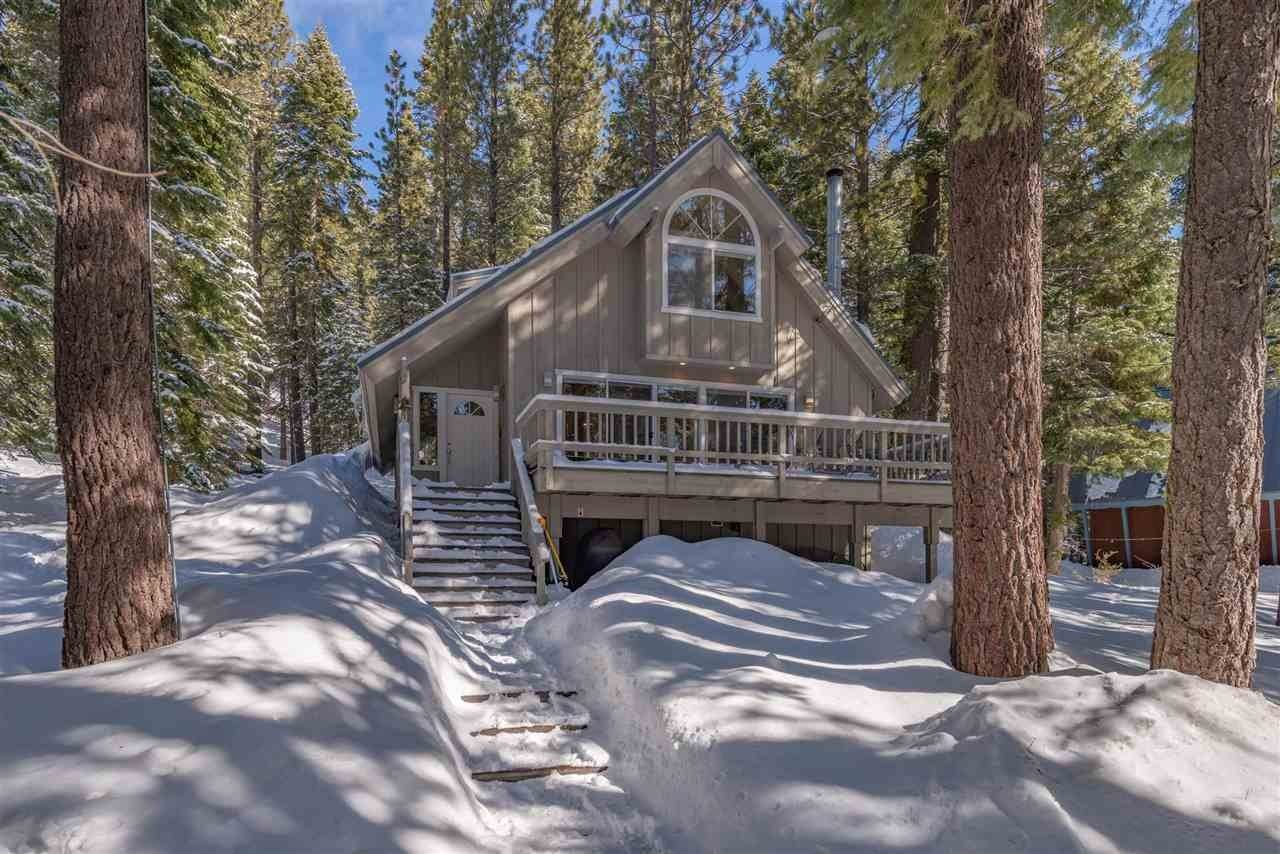 Single Family Homes for Active at 940 Ward Creek Blvd Tahoe City, California 96145 United States