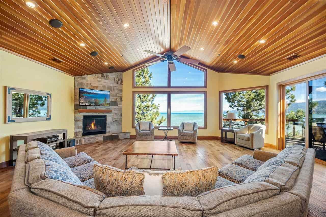 Single Family Homes for Active at 950 Balbijou Road South Lake Tahoe, California 96150 United States