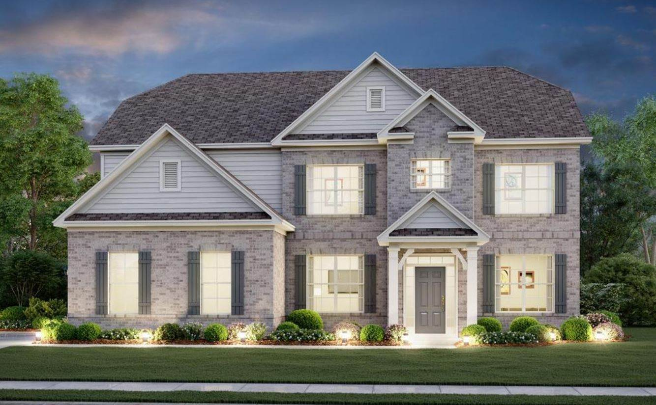 Single Family for Active at Reserve At Bogan Lake - Oakmonte 4510 Point Rock Dr BUFORD, GEORGIA 30519 UNITED STATES