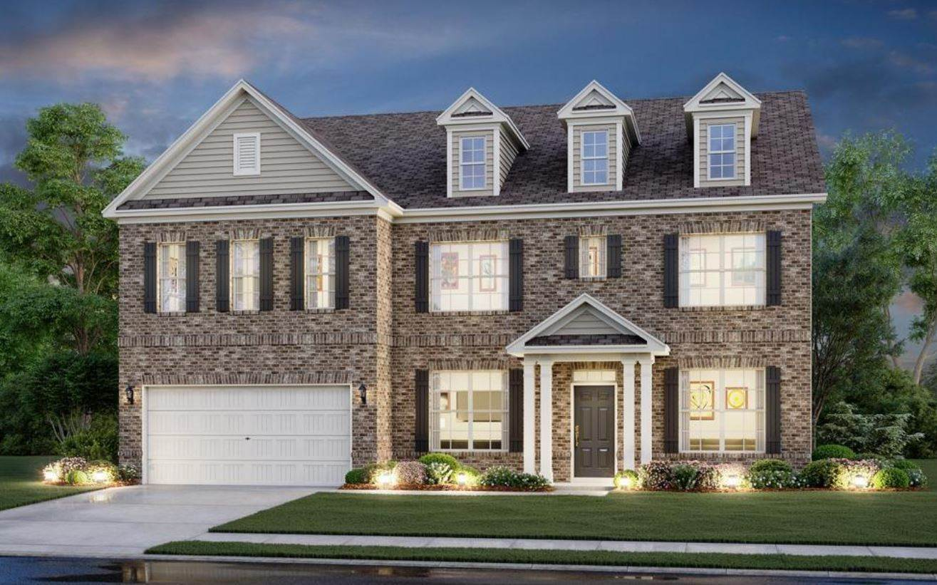 Single Family for Active at Reserve At Bogan Lake - Willow 4510 Point Rock Dr BUFORD, GEORGIA 30519 UNITED STATES