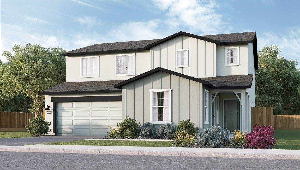 Single Family for Active at Oak Creek - Lincoln 2369 Beth Page Avenue TULARE, CALIFORNIA 93274 UNITED STATES