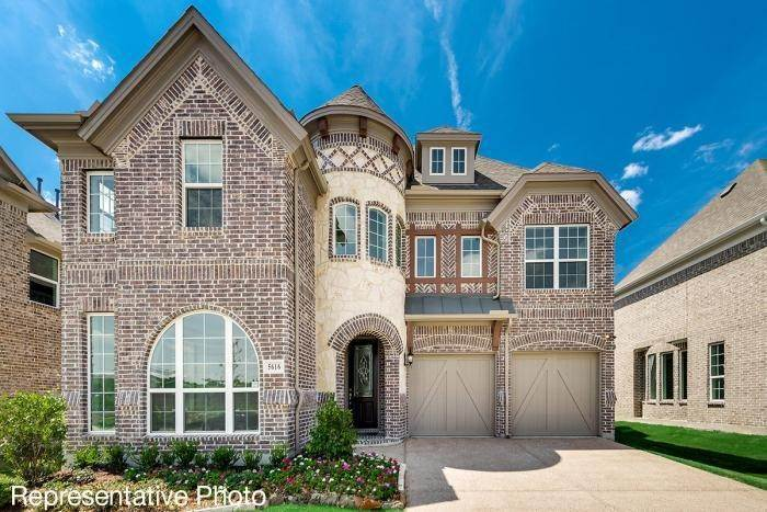 Single Family for Active at Rivercrest Park - Grand Tour 606 Stone Oak Ln ALLEN, TEXAS 75002 UNITED STATES
