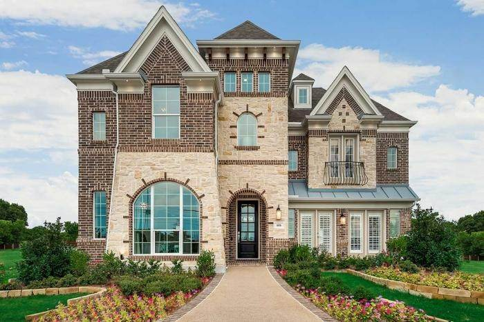 Single Family for Active at Rivercrest 606 Stone Oak - Model Home ALLEN, TEXAS 75002 UNITED STATES