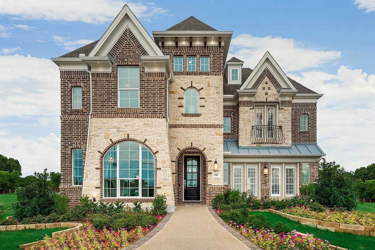 Single Family for Active at Whitehall Ii 512 River Rock Way ALLEN, TEXAS 75002 UNITED STATES