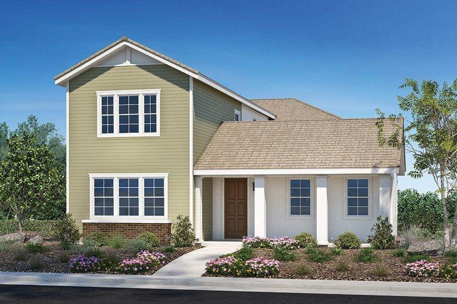 Single Family for Active at Stones Throw - Plan Five 908 Wyatt Lane WINTERS, CALIFORNIA 95694 UNITED STATES