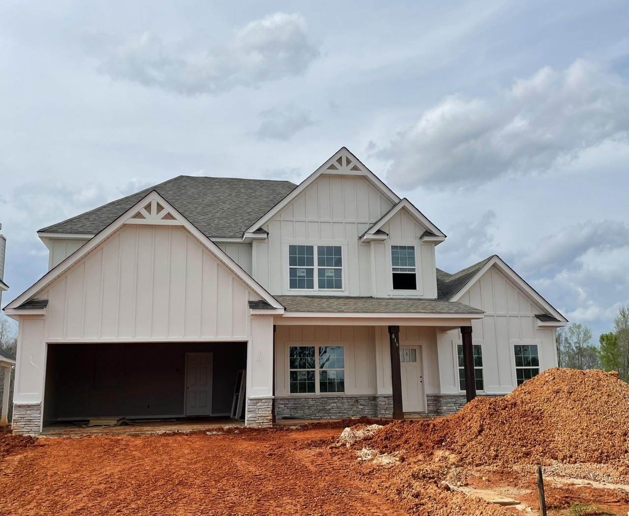 Single Family for Active at Wind River - Redbud B FORSYTH, GEORGIA 31029 UNITED STATES