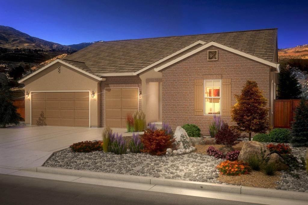 Single Family for Active at Sunset Bluffs - Plan 4 - Walk/Out 10145 Gooseberry Court RENO, NEVADA 89523 UNITED STATES