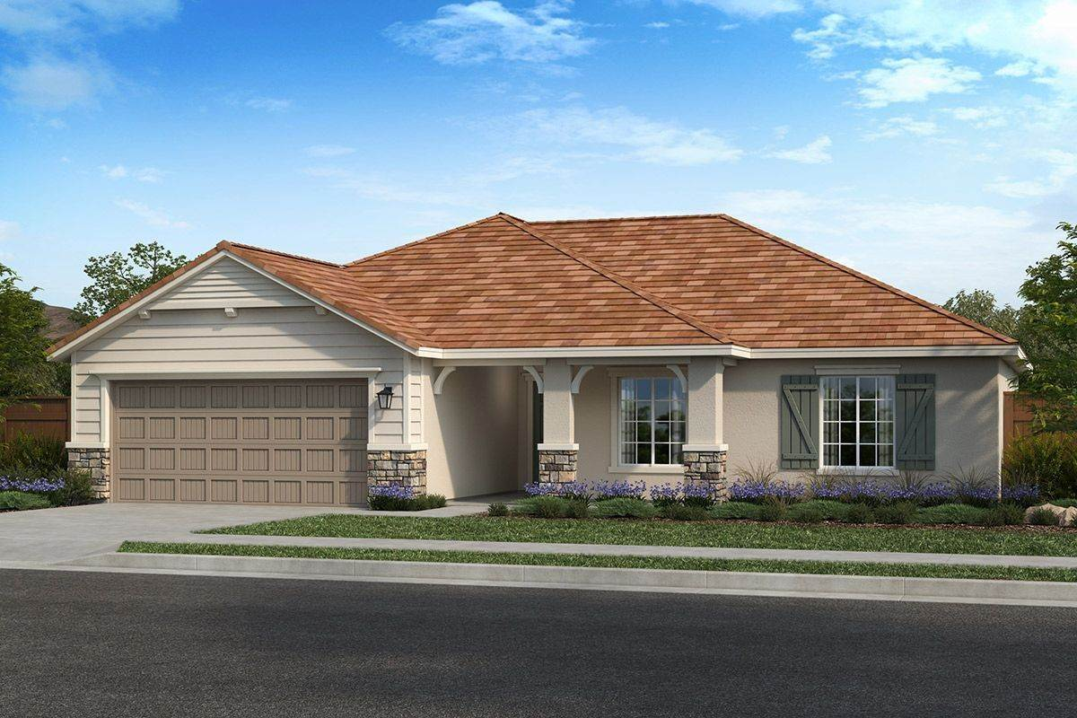 Single Family for Active at Fieldstone - Plan 1523 1622 Legacy Way HUGHSON, CALIFORNIA 95326 UNITED STATES