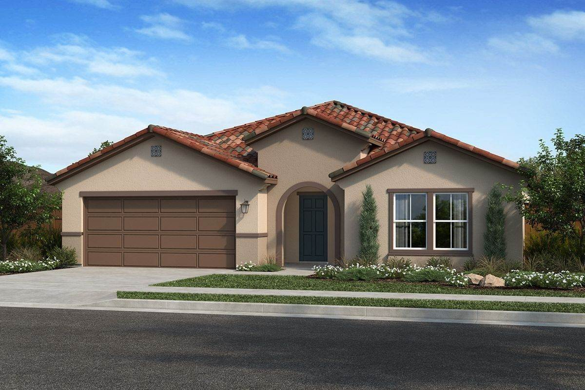 Single Family for Active at Fieldstone - Plan 2354 1622 Legacy Way HUGHSON, CALIFORNIA 95326 UNITED STATES