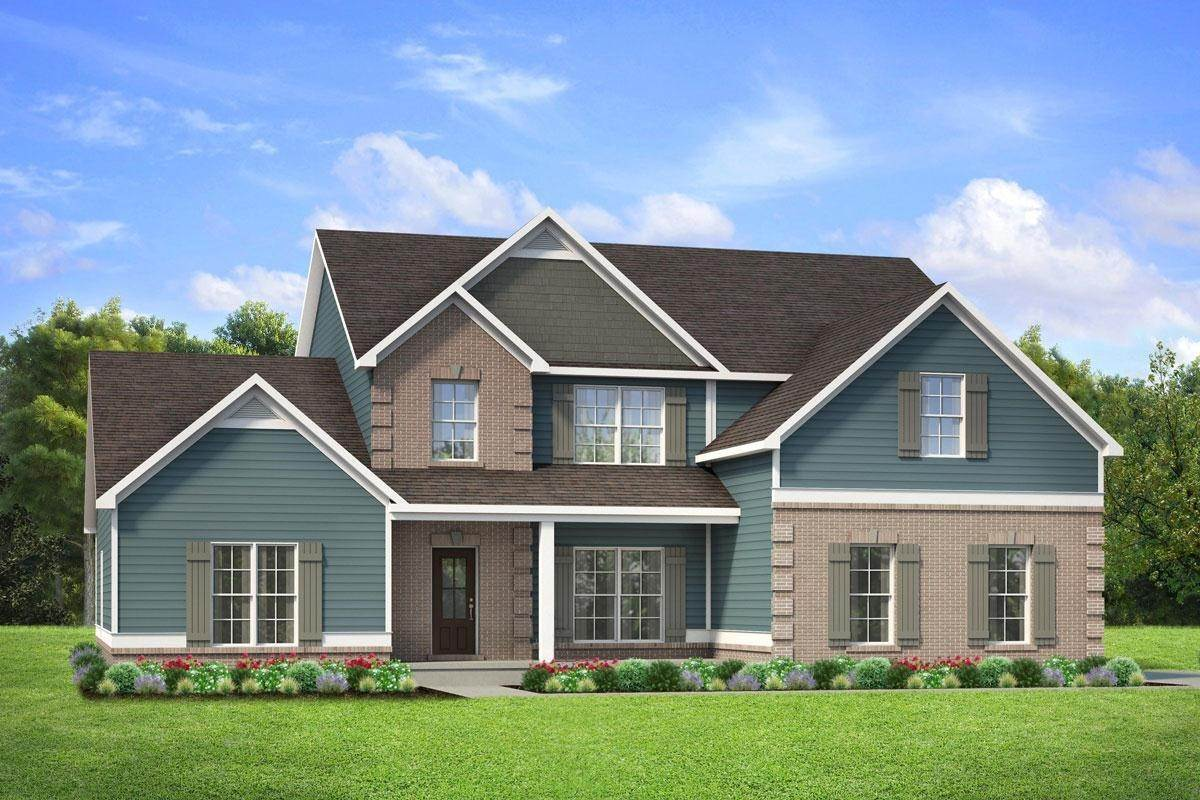 Single Family for Active at Everton - The Henry Ii 101 Karis Cove MCDONOUGH, GEORGIA 30252 UNITED STATES