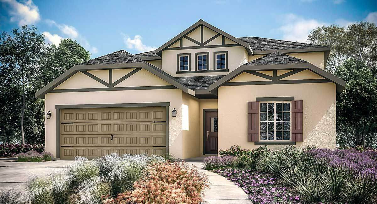 Single Family for Active at Ironsides - Chateau Series - Camelot - Next Gen 2030 N Sherman Street HANFORD, CALIFORNIA 93230 UNITED STATES