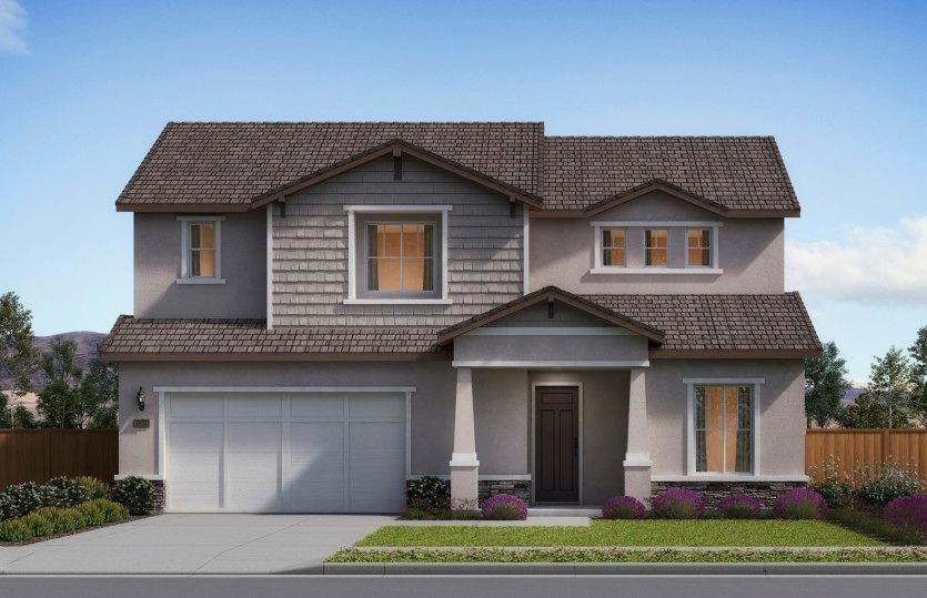 Single Family for Active at Daybreak At River Islands - Prato 1626 Garden Farms Avenue LATHROP, CALIFORNIA 95330 UNITED STATES