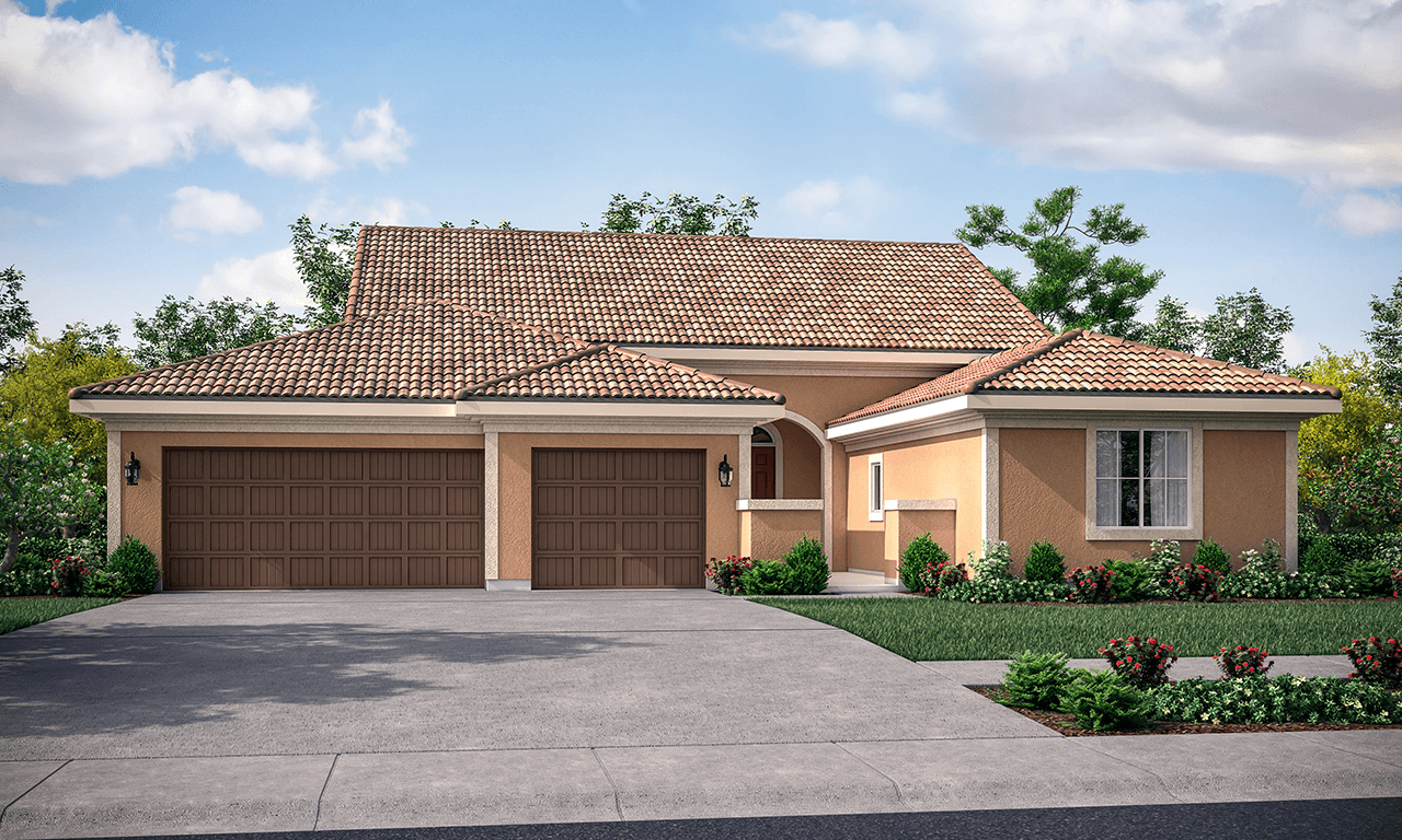Single Family for Active at Bella Vista - Verona With Loft 2215 Madeline Drive HANFORD, CALIFORNIA 93230 UNITED STATES