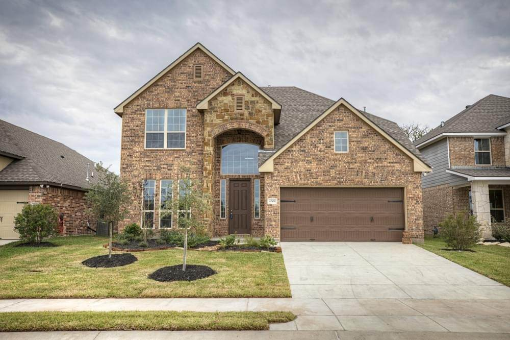 Single Family for Active at Vintage Farms - 2588 1020 Trellis Pass BRENHAM, TEXAS 77833 UNITED STATES
