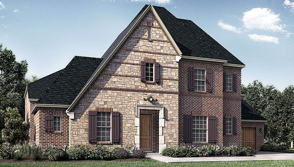 Single Family for Active at Montgomery Farm Estates 90s - 2843 Plan 808 Brett Drive ALLEN, TEXAS 75013 UNITED STATES