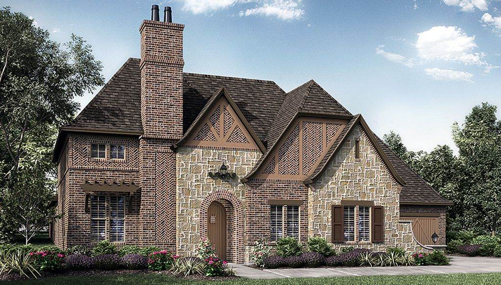 Single Family for Active at Montgomery Farm Estates 90s - 7620 Plan 808 Brett Drive ALLEN, TEXAS 75013 UNITED STATES