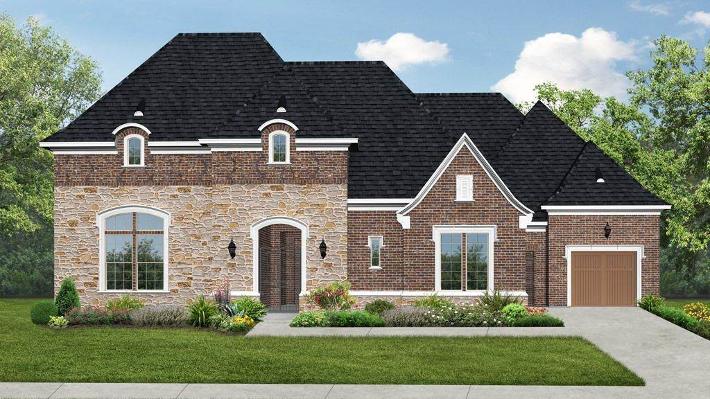 Single Family for Active at Montgomery Farm Estates 90s - 8009 Plan 808 Brett Drive ALLEN, TEXAS 75013 UNITED STATES