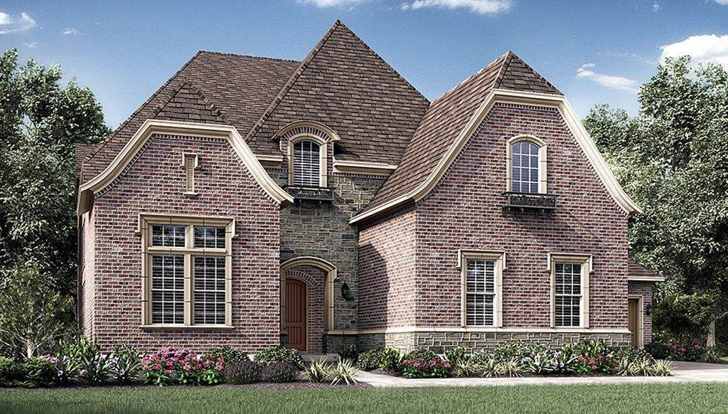 Single Family for Active at Montgomery Farm Estates 90s - 8092 Plan 808 Brett Drive ALLEN, TEXAS 75013 UNITED STATES